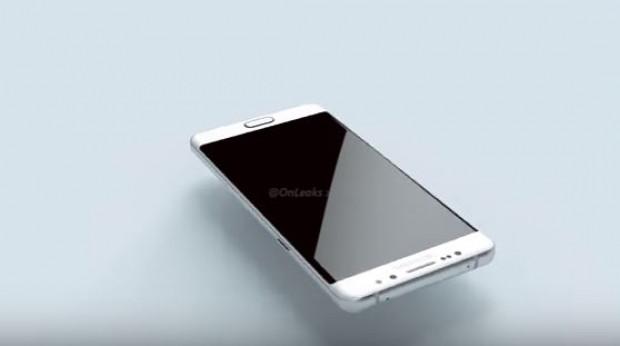 Samsung Galaxy Note 6 Edge ilk bu kadar net göründü - Page 2