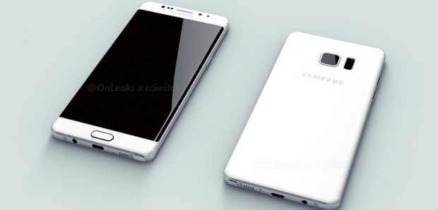 Samsung Galaxy Note 6 Edge ilk bu kadar net göründü - Page 3