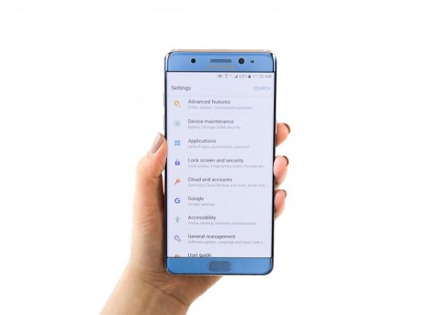 Samsung Galaxy Note 7 kullanıcı deneyimi - Page 3