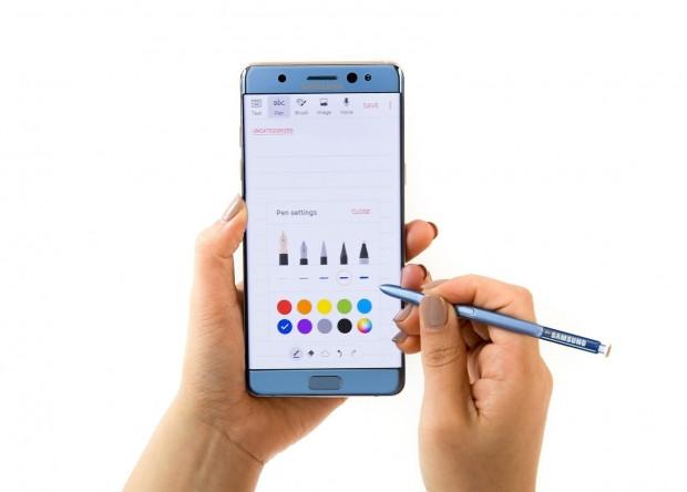 Samsung Galaxy Note 7 kullanıcı deneyimi - Page 4