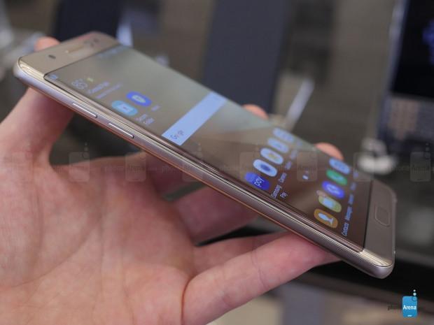 Samsung Galaxy Note 7 renk seçenekleri - Page 1
