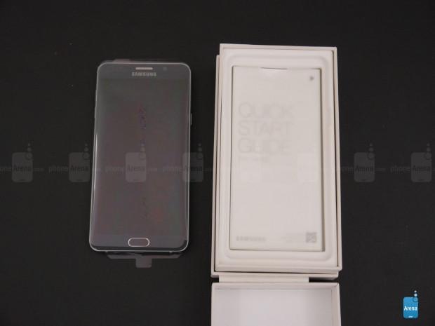 Samsung Galaxy Note5 kutu açılımı - Page 2