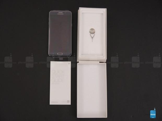 Samsung Galaxy Note5 kutu açılımı - Page 3
