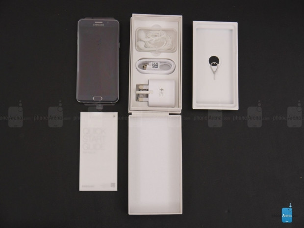 Samsung Galaxy Note5 kutu açılımı - Page 4