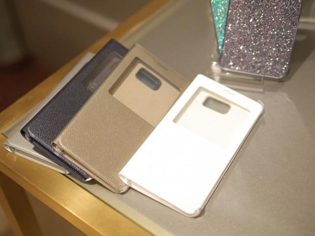 Samsung Galaxy Note5 ve S6 Edge Plus resmi kılıfları - Page 4