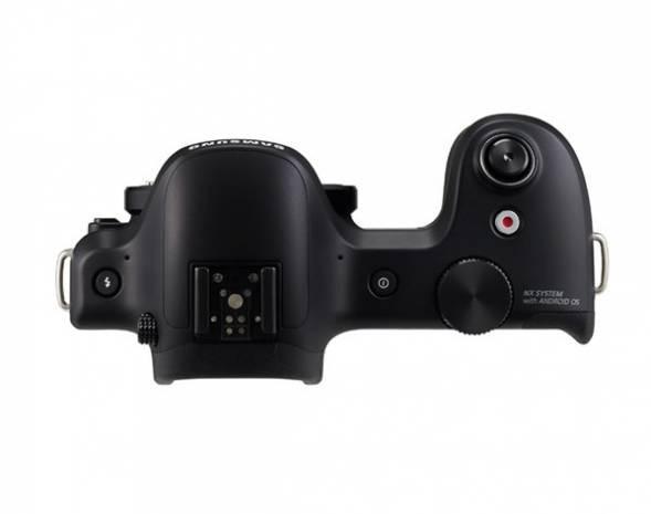 Samsung Galaxy NX kamerasını tanıttı - Page 1