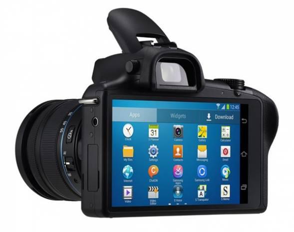 Samsung Galaxy NX kamerasını tanıttı - Page 2
