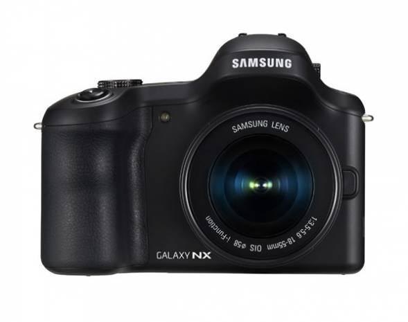 Samsung Galaxy NX kamerasını tanıttı - Page 3