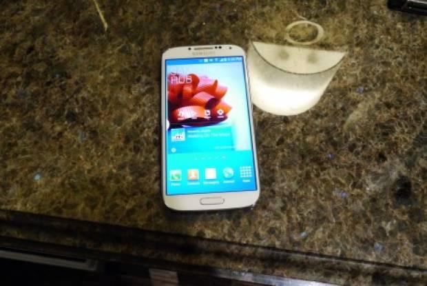 Samsung Galaxy S4 ilk izleminler ve inceleme! - Page 4