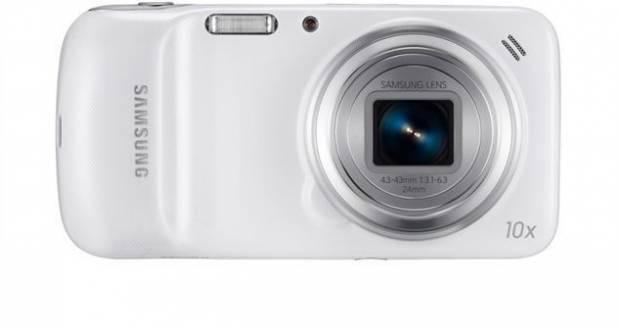 Samsung Galaxy S4 zoom basın fotoğrafları - Page 1