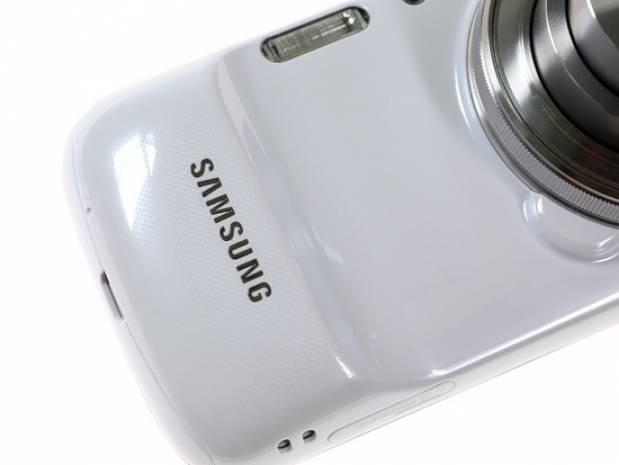 Samsung Galaxy S4 Zoom'a yakından bakın! - Page 2