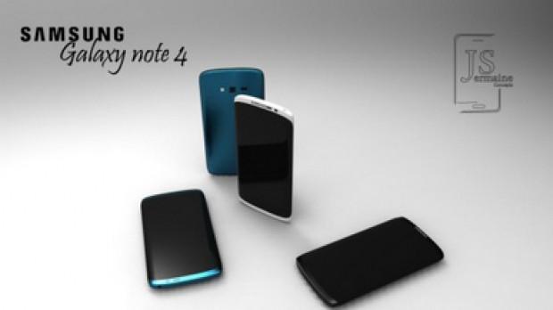 Samsung Galaxy S5 ve Note 4 konseptleri! - Page 1