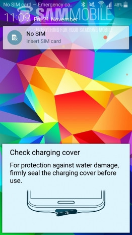 Samsung Galaxy S5'in Android 5.0 Lollipop'lu görüntüleri! - Page 1