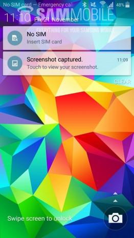 Samsung Galaxy S5'in Android 5.0 Lollipop'lu görüntüleri! - Page 2