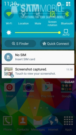 Samsung Galaxy S5'in Android 5.0 Lollipop'lu görüntüleri! - Page 4
