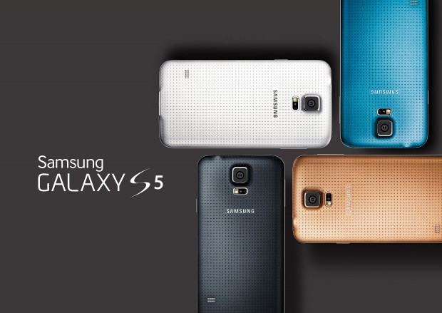 Samsung Galaxy S5'in tüm resmi görüntüleri-1 - Page 1