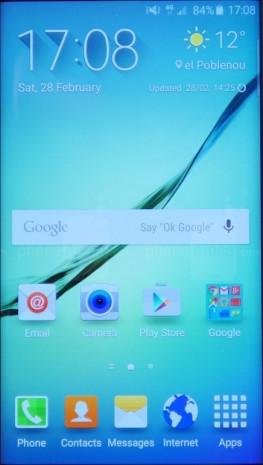 Samsung Galaxy S6 Edge ile gelen yeni TouchWiz arayüzü! - Page 1
