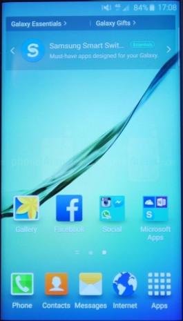 Samsung Galaxy S6 Edge ile gelen yeni TouchWiz arayüzü! - Page 2