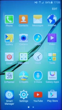 Samsung Galaxy S6 Edge ile gelen yeni TouchWiz arayüzü! - Page 3