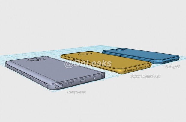 Samsung Galaxy S6 Edge Plus sızıntıları - Page 1