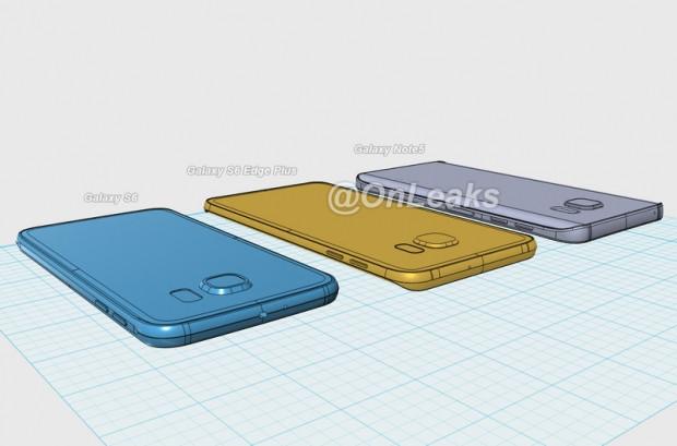 Samsung Galaxy S6 Edge Plus sızıntıları - Page 2