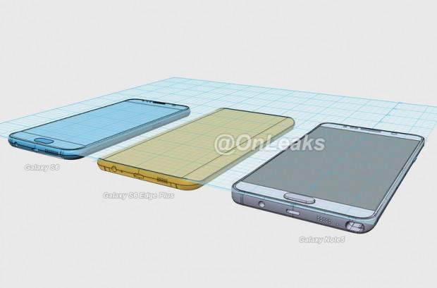 Samsung Galaxy S6 Edge Plus sızıntıları - Page 3