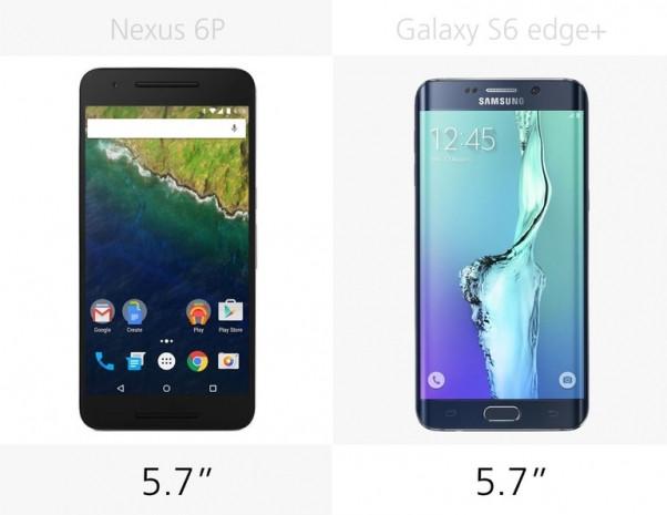 Samsung Galaxy S6 Edge+ ve Nexus 6P karşılaştırma - Page 4