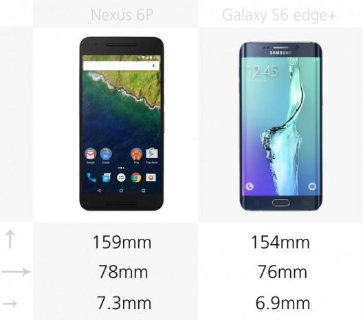 Samsung Galaxy S6 Edge+ ve Nexus 6P karşılaştırma - Page 2