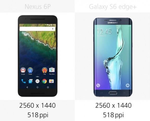 Samsung Galaxy S6 Edge+ ve Nexus 6P karşılaştırma - Page 3