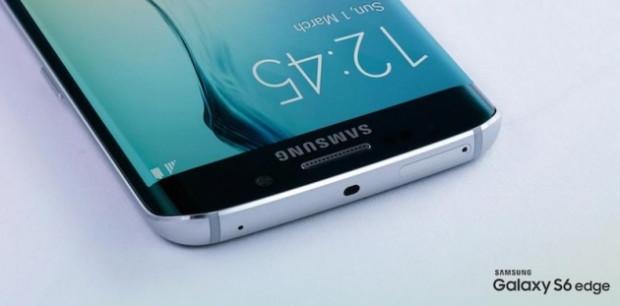 Samsung Galaxy S6 Edge'ye ait tüm resmi görüntüler! - Page 1