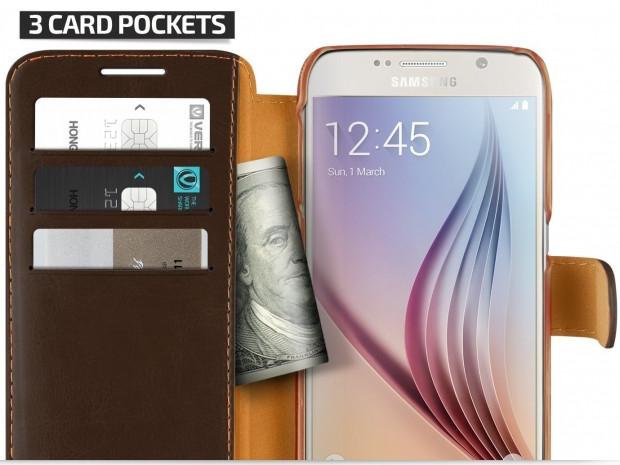Samsung Galaxy S6 için en iyi 5 cüzdan kılıfı - Page 2