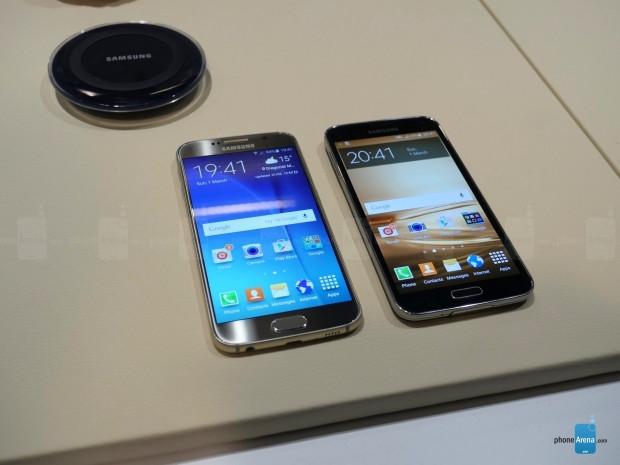 Samsung Galaxy S6 ile Galaxy S5 yanyana! - Page 3
