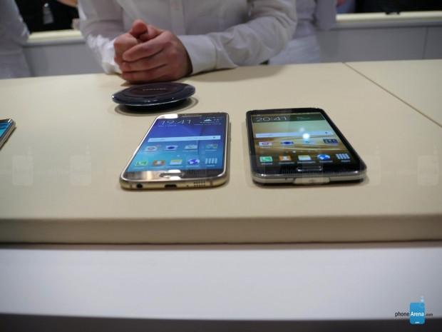Samsung Galaxy S6 ile Galaxy S5 yanyana! - Page 4