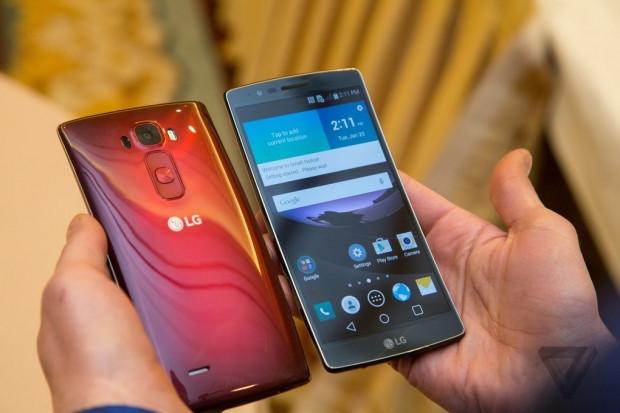 Samsung Galaxy S6 ile LG G Flex 2 karşı karşıya! - Page 4