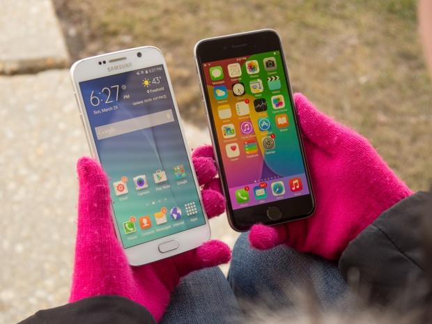 iPhone 6 yerine Samsung Galaxy S6 satın almak için 7 neden! - Page 1