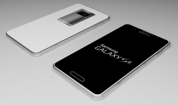 Samsung Galaxy S6 parmak izi özelliği ile geliyor - Page 2