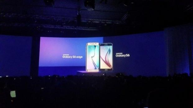 Samsung Galaxy S6 tanıtım görüntüleri - Page 3