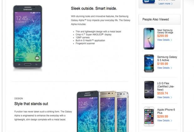 Samsung Galaxy S6 ve Galaxy S6 Edge arasındaki 6 fark! - Page 4