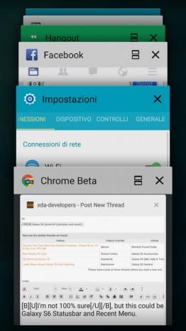 Samsung Galaxy S6'nın ilk ekran görüntüleri - Page 1