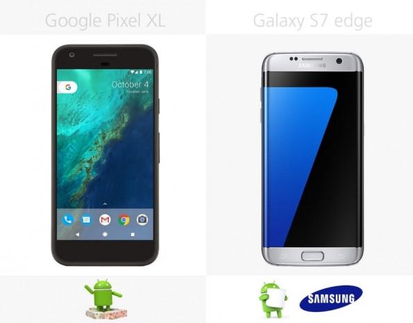 Samsung Galaxy S7 Edge ve Google Pixel XL karşılaştırma - Page 2