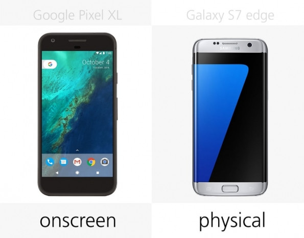 Samsung Galaxy S7 Edge ve Google Pixel XL karşılaştırma - Page 4