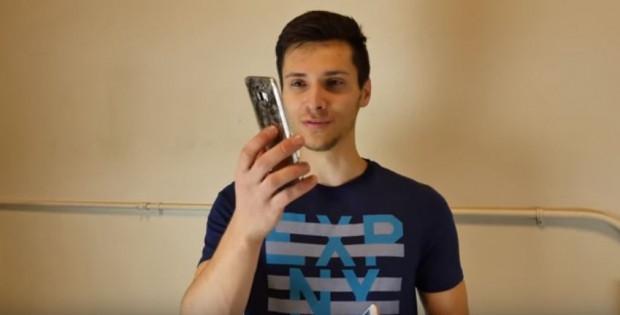 Samsung Galaxy S7 Edge ve iPhone 6S Plus bükülme testi - Page 1