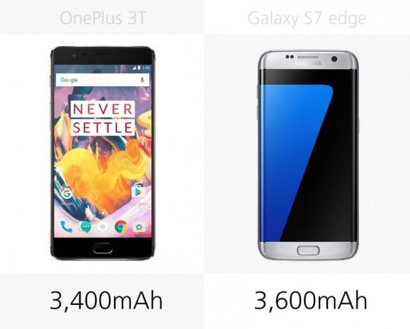 Samsung Galaxy S7 edge ve OnePlus 3T karşılaştırma - Page 1