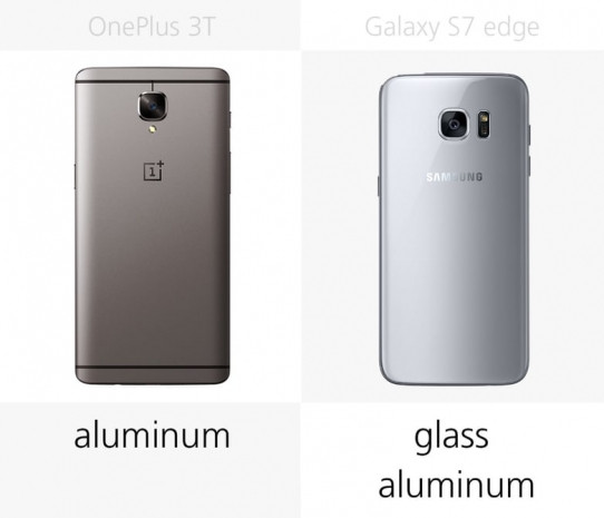 Samsung Galaxy S7 edge ve OnePlus 3T karşılaştırma - Page 2