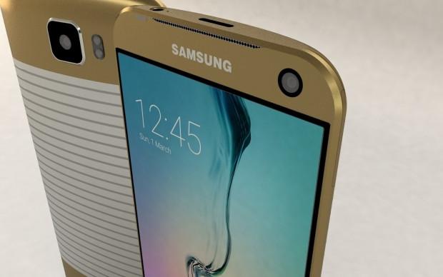 Samsung Galaxy S7 için yeni konseptler - Page 3