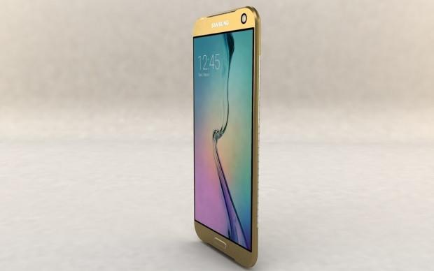 Samsung Galaxy S7 için yeni konseptler - Page 4