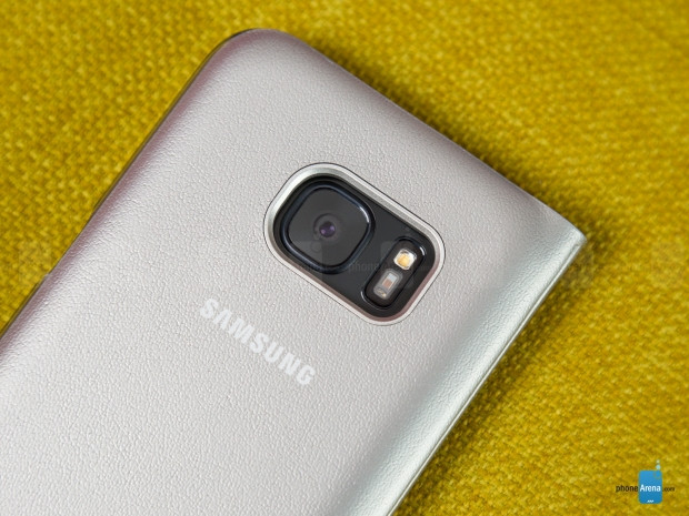Samsung Galaxy S7 LED ışıklı kılıf - Page 1