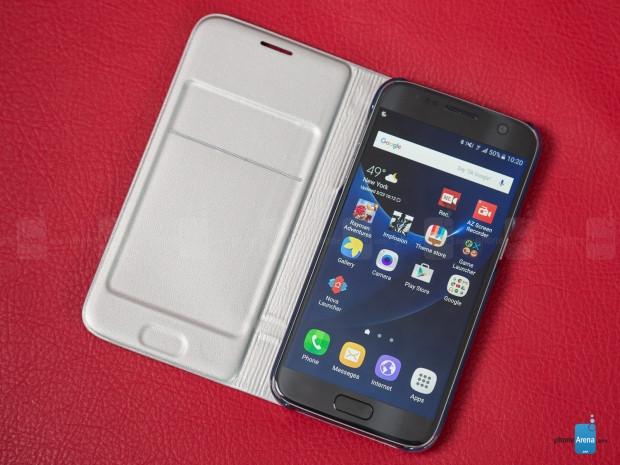Samsung Galaxy S7 LED ışıklı kılıf - Page 2