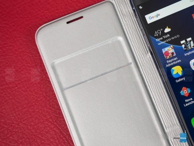 Samsung Galaxy S7 LED ışıklı kılıf - Page 3