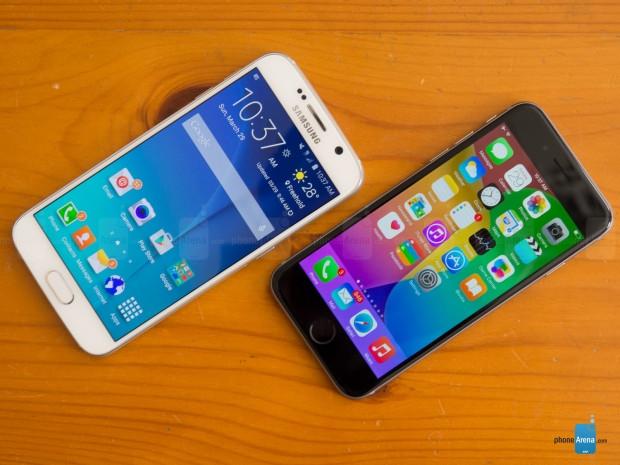 Samsung Galaxy S7 mi, iPhone 6s mi? - Page 1